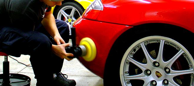 Auto Detailer Automotive Detailing Training Program