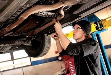automotive technician career