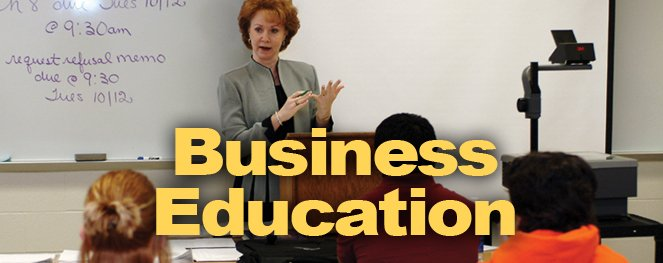 business certificate program