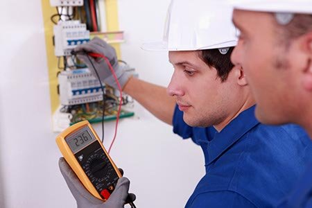 electrician training course